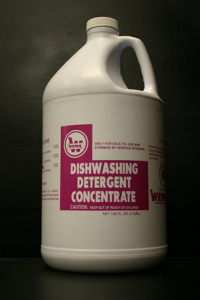 DISHWASHING DETERGENT CONCENTRATE #72