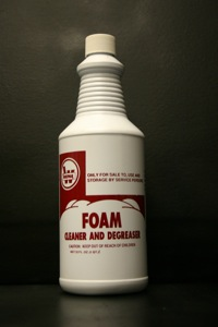 FOAM CLEANER AND DEGREASER #40