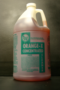 ORANGE-X CONCENTRATED DEGREASER #44