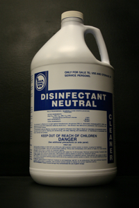 DISINFECTANT NEUTRAL (Product #13D)