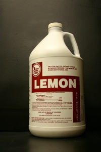 LEMON DISINFECTANT (Product #13)