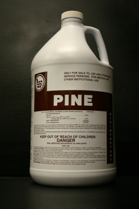 PINE DISINFECTANT (Product #11)